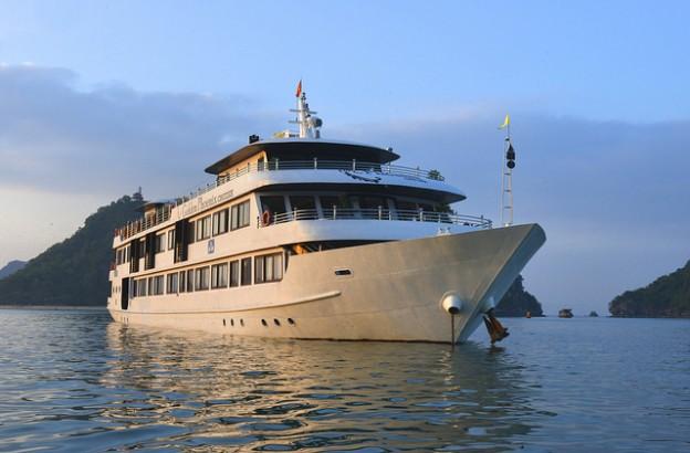halong maya cruise